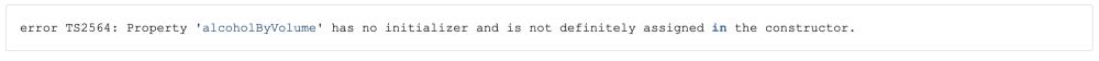 """Fazit zum Default Mode Ohne """"Strict Mode"""" fehlt dem TypeScript Compiler die Möglichkeit uns Software Entwickler:innen vor unerwarteten Fehler aufgrund fehlender Definitionen zu bewahren. So bleibt das Ginger-Beer alkoholfrei Hätten wir den Strict-Mode aktiviert gehabt, hätte uns die IDE vor dem Compile-Error warnen können. Hätte man diese Warnung der IDE ignoriert, hätte spätestens der Compiler uns auf das Problem aufmerksam gemacht mit einer Fehlermeldung beim Build-Process."""